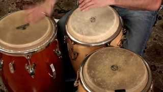 Roberto Serrano - CONGA RITMOS CON FILLS - Video Instruccional
