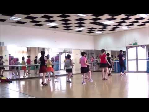 Bahama Mama (by Ira Weisburd) - line dance (demo & walk through) = 夢中的媽媽 - 排舞(含導跳)