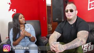 Stitches on Being Sober After Years of Cocaine & Lean ; Getting His First Tattoo ; New Fame