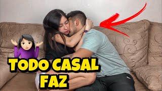 10 COISAS QUE TODO CASAL FAZ