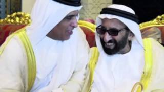 قصيدة في سمو الشيخ سعود بن صقر القاسمي /شاهين الحرمي