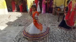 Rajasthani dhol thali dance