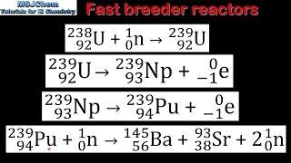 C.3 Fast breeder reactors (SL)