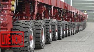 Amazing Dangerous Big Truck Off Road Transporter, Latest Smart Technology Trucks Control Machi #SON