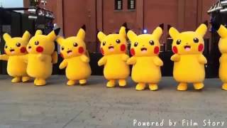 Pikachu Dance Cover - I don't like it, I Love it