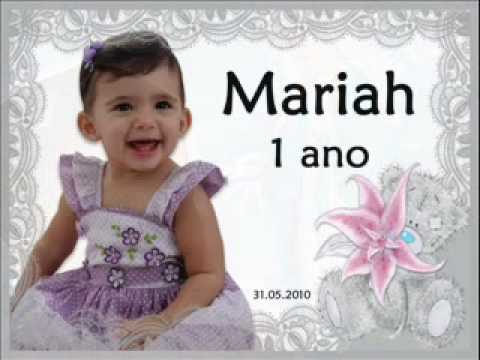 Mariah Retrospectiva 1 ano