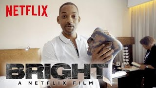 Bright   Will Smith Surprises Fans During Bright World Tour   Netflix