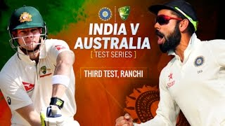 India Vs Australia 3rd Test Day5 Full Highlights  Ranchi