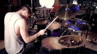 Luke Holland - Underoath - Writing On The Walls Drum Cover