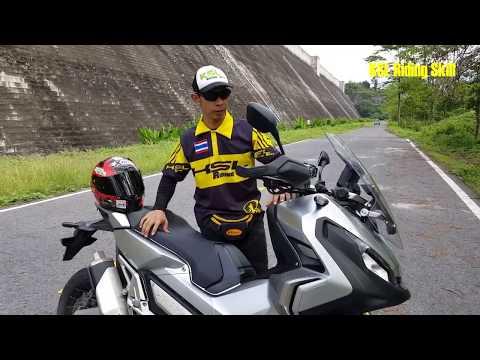 X ADV Test Ride By KSL Eng SUB