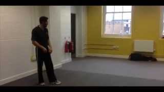 Green Street 3 Rehearsal Footage - Scott Adkins & Big Spencer Wilding