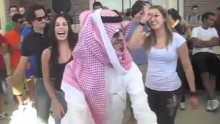 رقص سعودي من جد فله