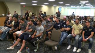 FIU Men's Soccer NCAA Selection