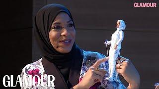 Olympian Ibtihaj Muhammad Is the First Hijab-Wearing Barbie   Glamour