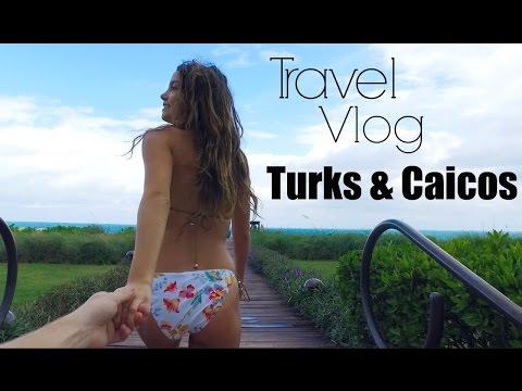 TRAVEL VLOG Turks & Caicos
