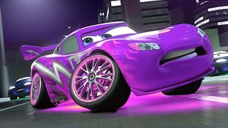 CARS 3 MOVIE Lightning Mcqueen Learn Colors Cars So FUNNY | Learn Colors For Kids Children Toddler