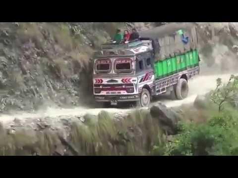 Top 5 Most Dangerous Roads In Nepal नेपालको पाँच अत्यन्तै खà