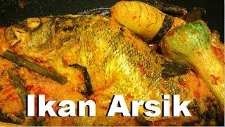 Resep Ikan Arsik (Arsik Fish Recipe)