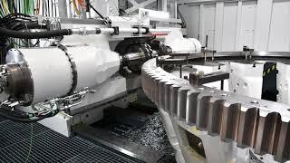 Liebherr - Gear Hobbing and profile Hobbing Machine LC 4000