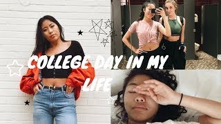 COLLEGE DAY IN MY LIFE | ASU