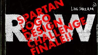 🔴 RAW: Spartan Logo Design Winner Announcement & Design Critique