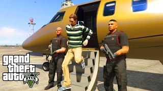 GTA 5: REAL LIFE BODYGUARD MOD!