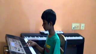 Velayilla pattathari - VIP Title Song -  Piano Cover
