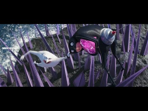 Despicable Me 3 Brothers Stealing Gem scene 2017