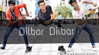 DILBAR DILBAR Full VIDEO song   Neha Kakkar 2018/Urban Dance Centre / Flicking Feetz