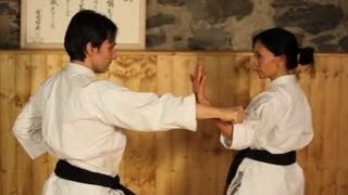 How to Do the Open Hand Block | Karate Lessons