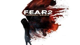F.E.A.R. 2: Project Origin All Cutscenes (Game Movie) 1080p