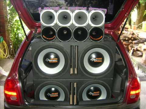 Corsa Pancadão High Sound Guaiba Rs Vol 2