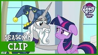 Star Swirl attends Friendship U (Friendship University) | MLP: FiM [HD]