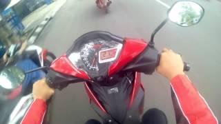 #2 Test Ride Honda SUPRA GTR 150 2016 (BUKAN REVIEW)
