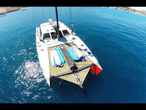 Catamaran sailing techniques Part 8 How to choose a catamaran