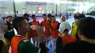 Tim Futsal Pra PON Kalsel Taklukkan Tim Futsal Pra PON Kepri Dengan Skor 9 4