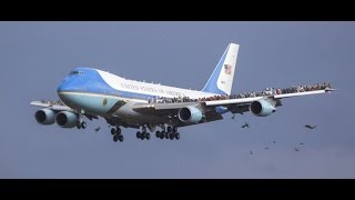 National Geographic Onboard Obama Air Force One