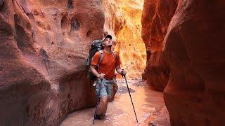 Across Utah 2016: Burr Trail Loop Hike (full)