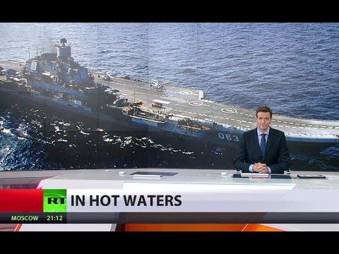 watch UK Navy to intercept & escort passing Russian warships - reports