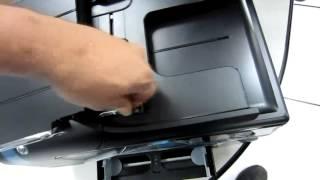 HP Officejet 6600 unboxing
