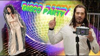 HOLLYWOOD PARTY ! \\ Seba Y Chloe