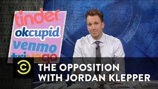 Liberals Are Politicizing Online Dating - The Opposition w/ Jordan Klepper