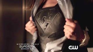 Supergirl 3x09 Midseason Finale Promo