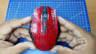 Wireless Mouse to Wireless Rechargeable Mouse