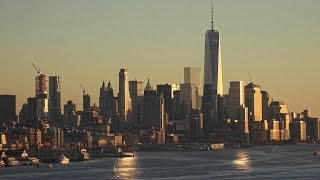 New York City Skyline in 4K (Ultra HD)