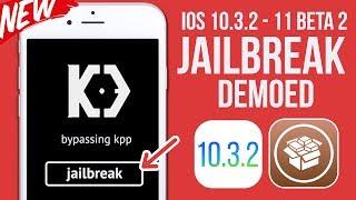 iOS 11 & iOS 10.3.2 JAILBREAK Demoed for iPhone 7 / 6 (MOSEC 2017)
