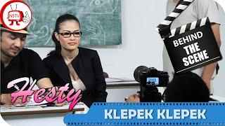 Hesty - Behind The Scenes Video Klip Cinta Pertama - NSTV