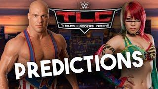 WWE TLC 2017 PPV Predictions