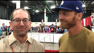 """Talking with Ethan Embry of """"Empire Records, Walking Dead"""" and more"""