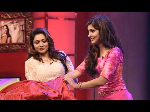 Onnum Onnum Moonu | Ep 136 - with Gayathri & Aparna | Mazhavil Manorama